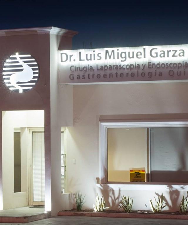 Dr. Luis Miguel Garza Huerta - profile image