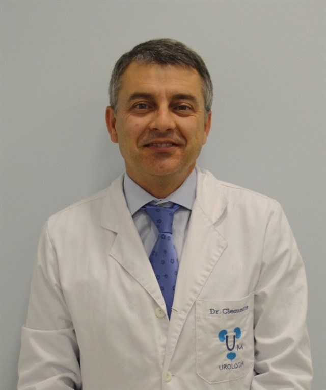 Dr. Luis Miguel Clemente Ramos