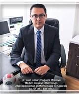 Dr. Julio Cesar Oceguera Montoya
