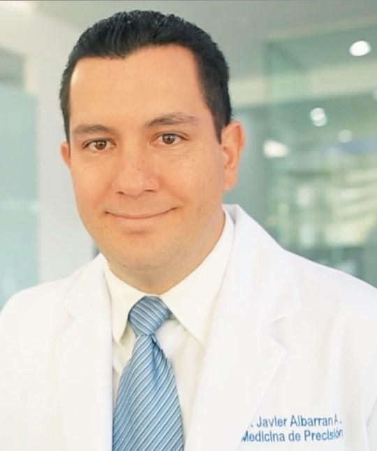 Dr. Javier Arturo Albarrán Arozarena - profile image