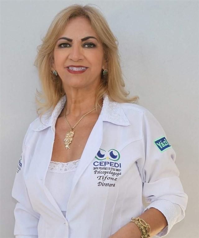 Prof. Ivone dos ReisTifone - profile image