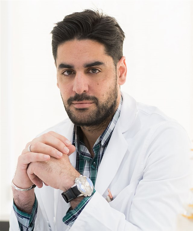 Dr. Francisco José Lara Pulido - profile image