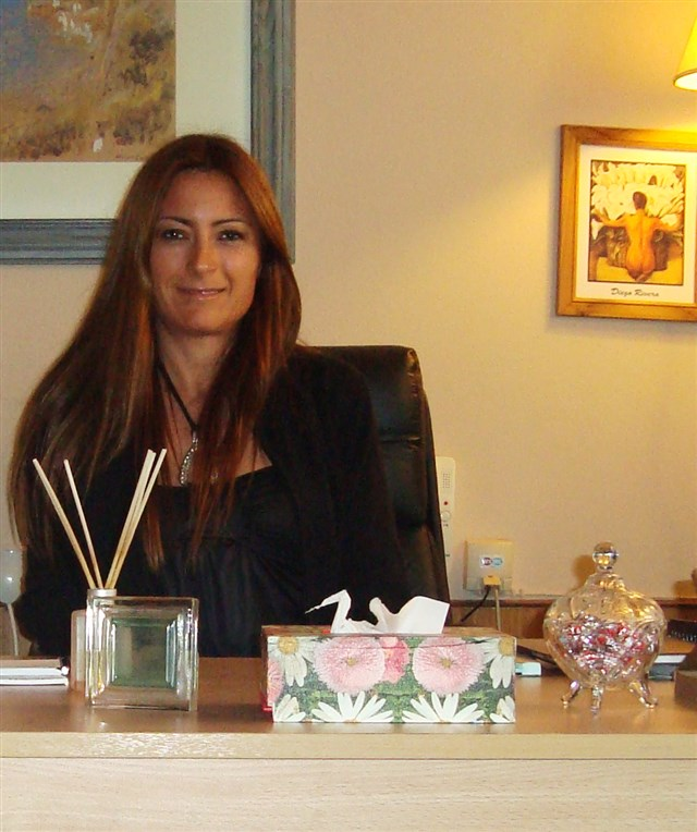 Marisa Boschetti - Psicóloga Rafaela