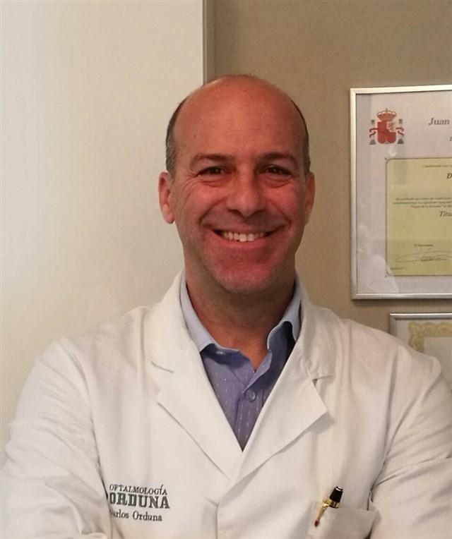 Dr. Carlos Orduna Magán - profile image