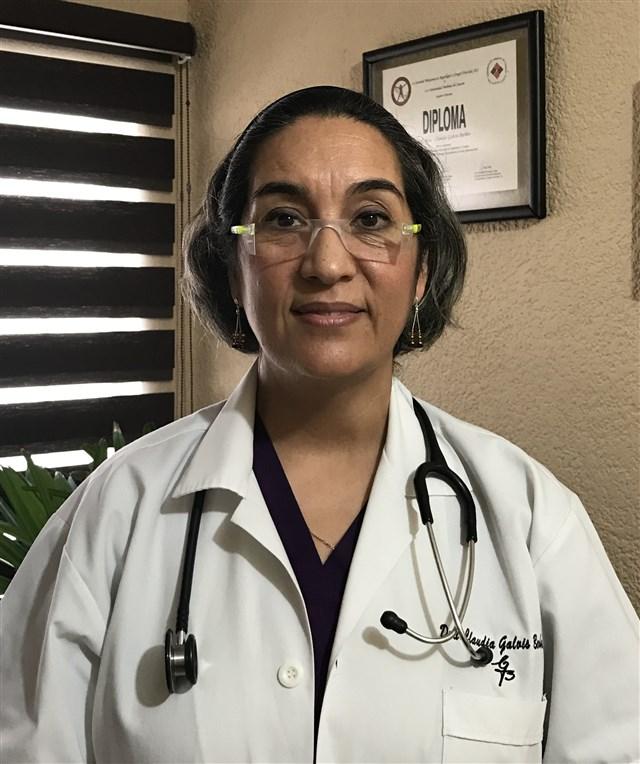 Dra. Claudia Adelina Galvis Berbeo - profile image