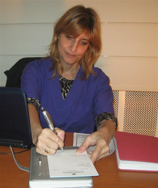 Dra. Alicia Dorín - profile image