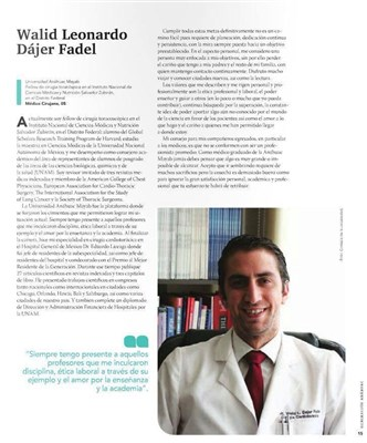 Dr. Walid Leonardo Dajer Fadel - gallery photo