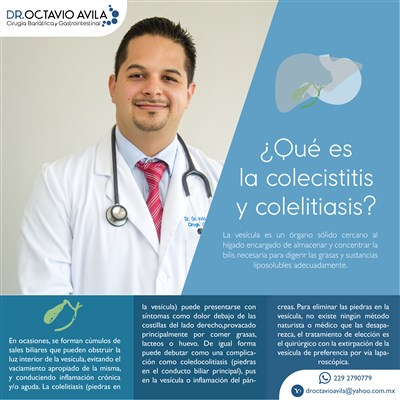Dr. Octavio Ávila Mercado - gallery photo