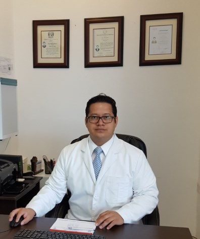 Dr. Jorge Martinez Garcia - profile image