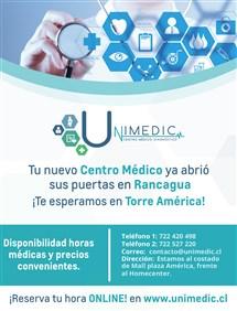 Electrocardiograma En Rancagua - Unimedic
