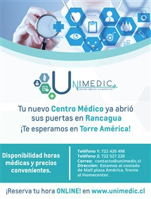 Cardiólogo Rancagua - Unimedic