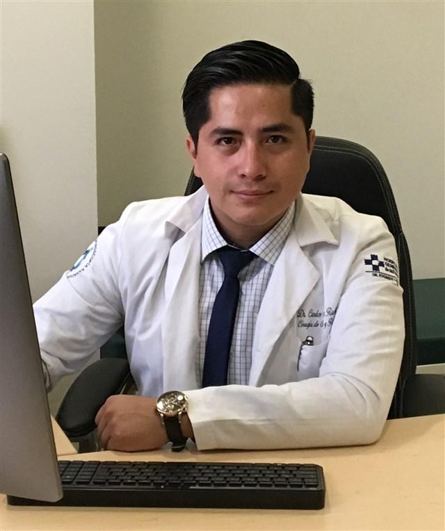 Dr. Carlos Cruz Rubín - profile image