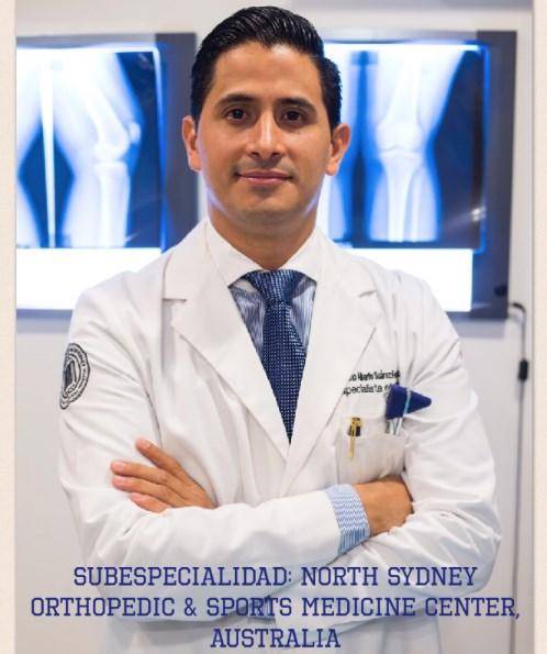 Dr. Mario Alberto Suarez Fernandez de Lara - profile image