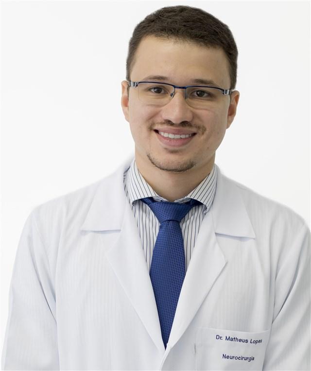 Dr. Matheus Felipe Borges Lopes - profile image