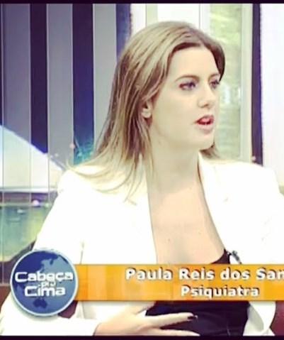 Dra. Paula Reis dos Santos Trezena Christino - profile image