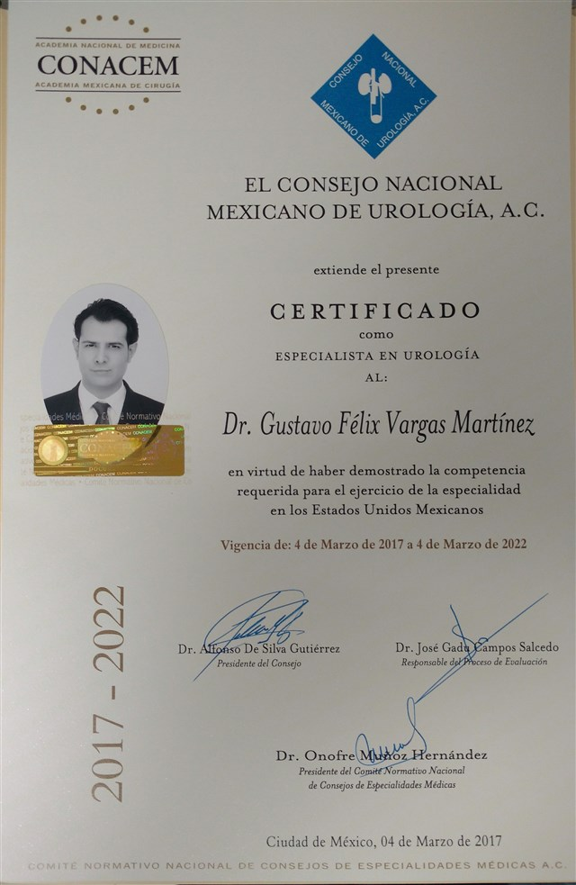 Dr. Félix Vargas - gallery photo