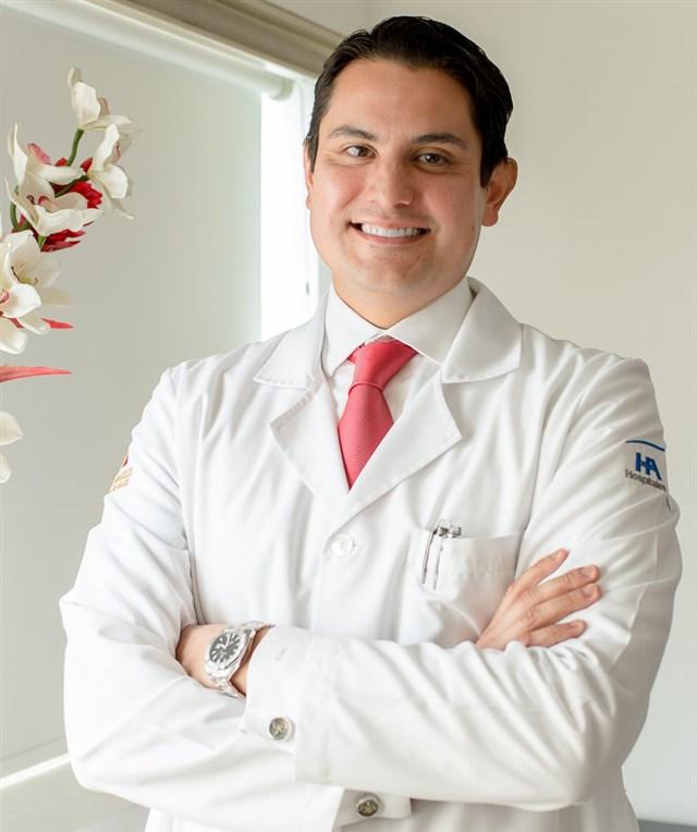 Dr. Ivan Romarico González Espinoza - profile image