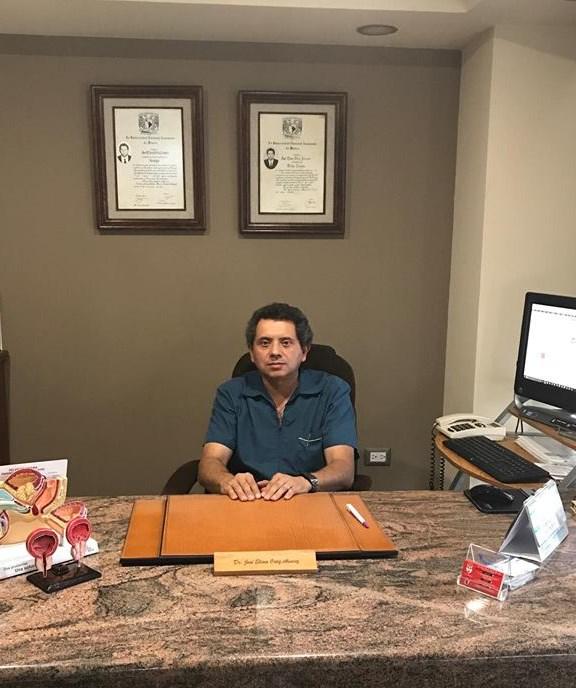 Dr. Jose Eliseo Ortiz Alvarez - profile image