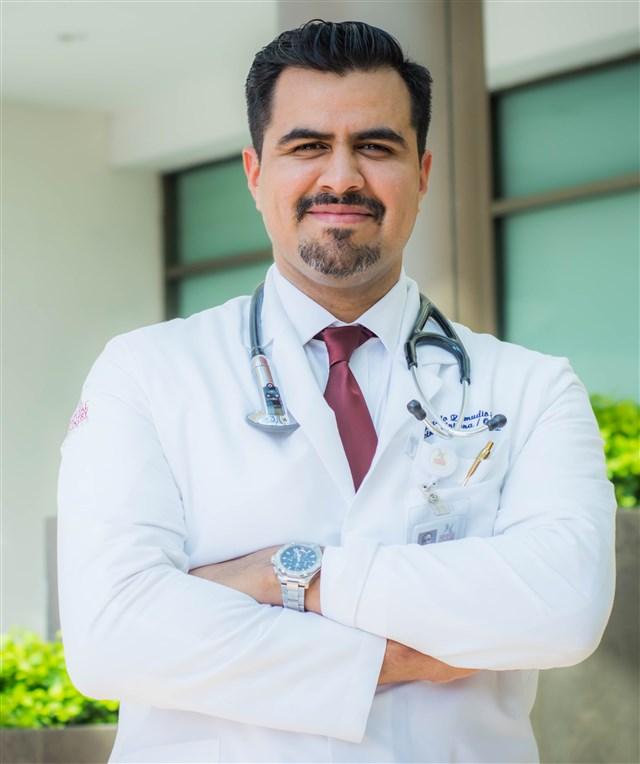 Dr. Pablo Zamudio Guerra - profile image