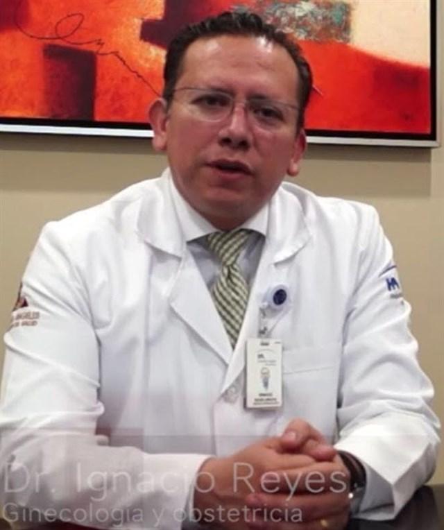 Dr. Ignacio Reyes Urrutia - profile image