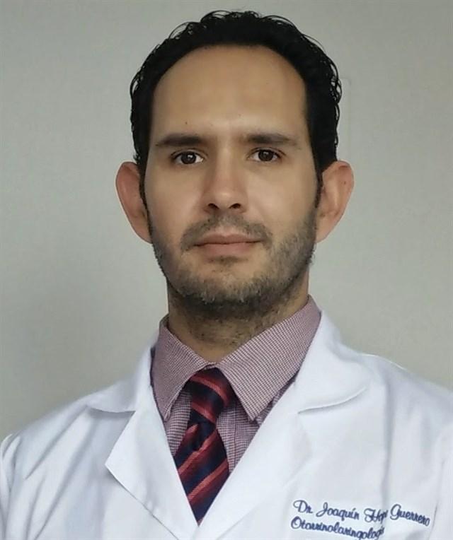 Dr. Joaquín Archibaldo Hope Guerrero - profile image