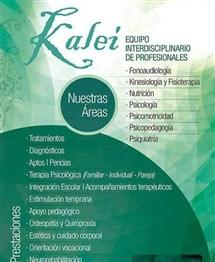 Kalei Equipo Interdisciplinario de Profesionales