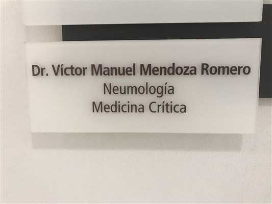 Dr. Victor Manuel Mendoza Romero - gallery photo