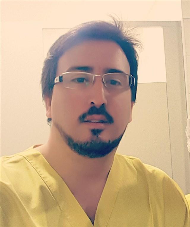 Dr. Cristian Martinez - profile image
