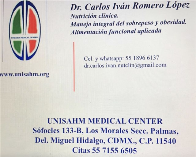 Dr. Carlos Ivan Romero - gallery photo