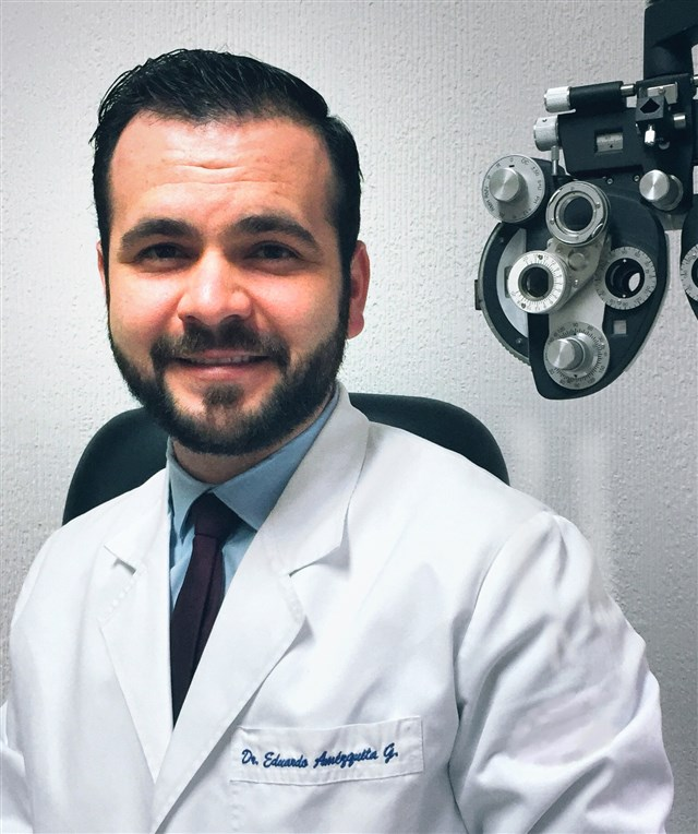 Dr. Eduardo Amézquita García - profile image