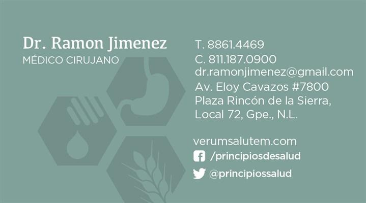Dr. Ramón Alfredo Jiménez Partida - gallery photo