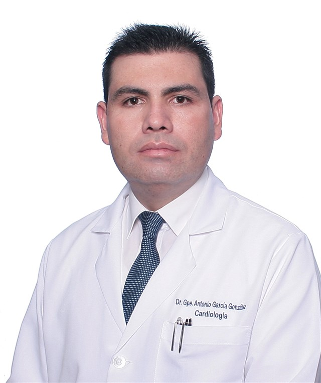 Dr. Guadalupe Antonio Garcia Gonzalez - profile image