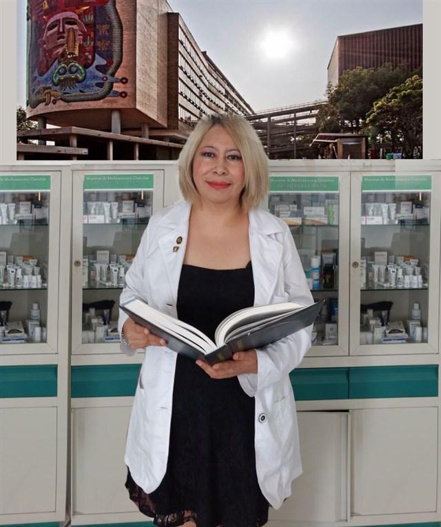 Dra. Maria de Lourdes Laurrabaquio Velasco - profile image