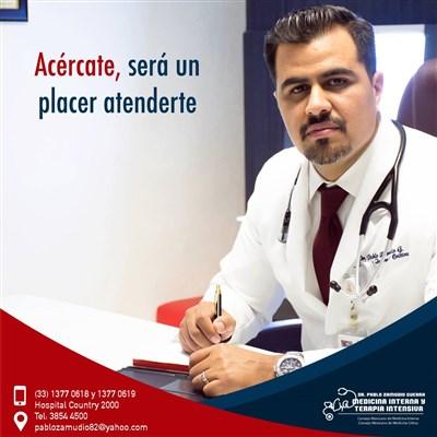 Dr. Pablo Zamudio Guerra - gallery photo