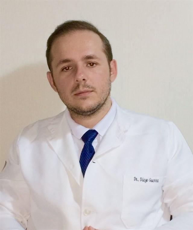 Dr. Diego Guerra da Silva - profile image