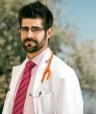 Dr. Enrique Calvo Aranda - profile image