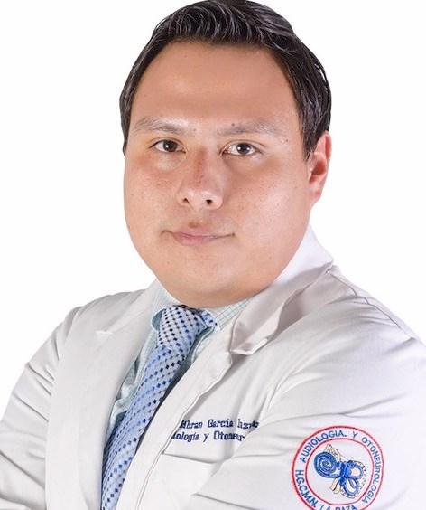Dr. Gibran Garcia Inzunza - profile image
