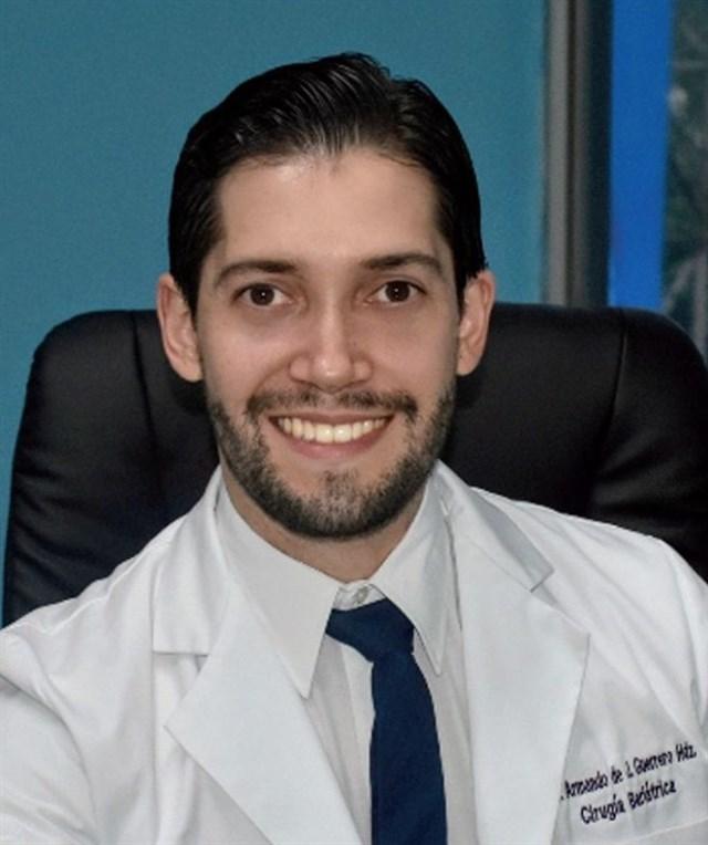 Dr. Armando de J. Guerrero Hernández - profile image