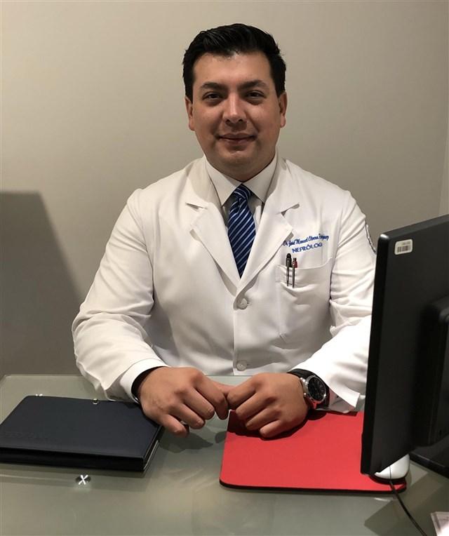 Dr. José Manuel Olvera Rodríguez - profile image