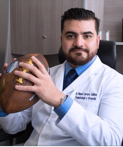 Dr. Manuel Carrasco Saldivar - profile image