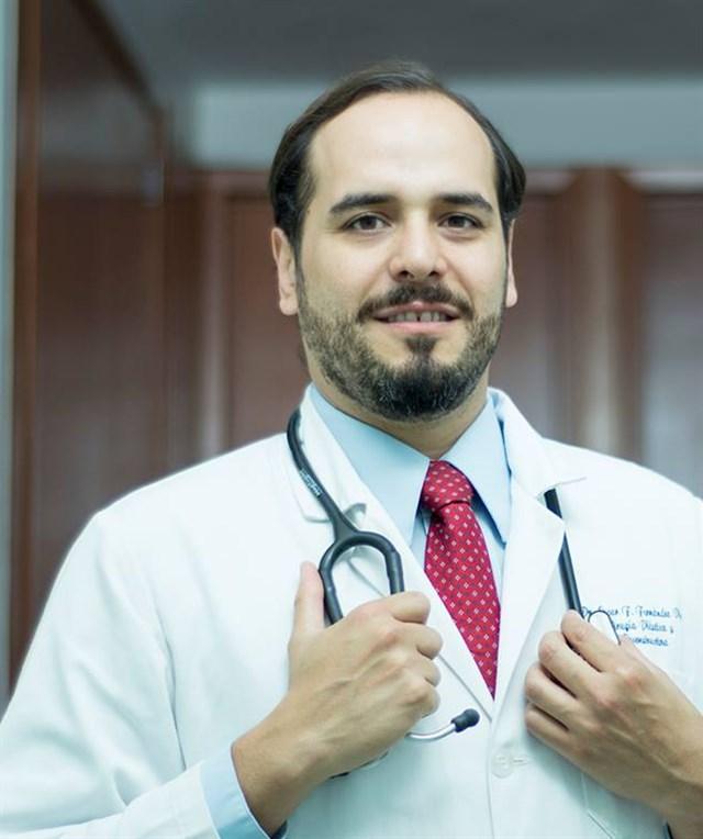 Dr. Oscar F. Fernandez Diaz - profile image