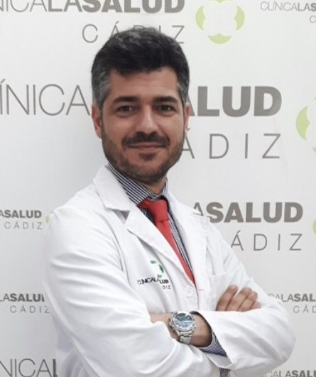 Dr. Damian Rial Valverde - profile image