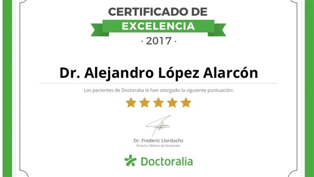 Dr. Alejandro López Alarcón - gallery photo