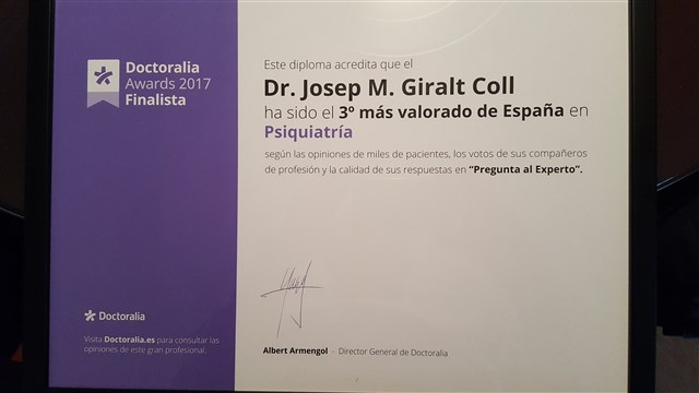 Dr. Josep M. Giralt Coll - gallery photo
