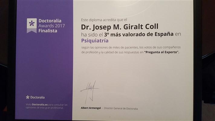 Dr. Josep M. Giralt Coll - gallery photo