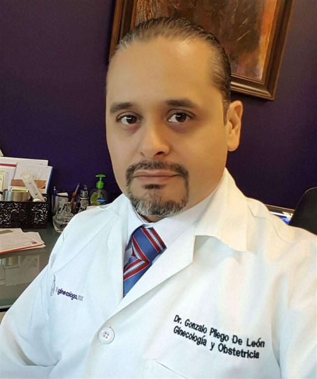 Dr. Gonzalo Pliego De León - profile image