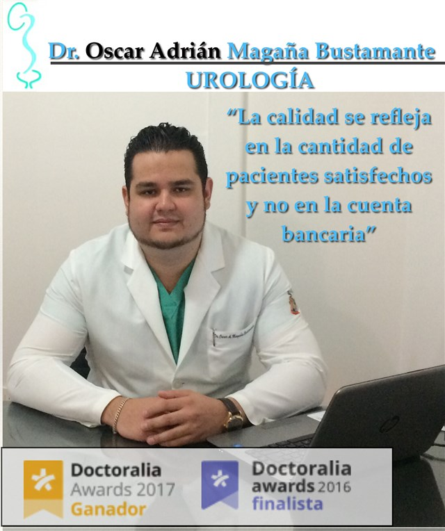 Dr. Oscar Adrian Magaña Bustamante - profile image