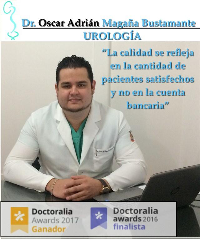 Dr. Oscar Adrian Magaña Bustamante - profile image