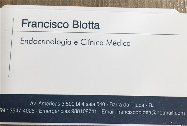 Dr. Francisco Blotta - gallery photo