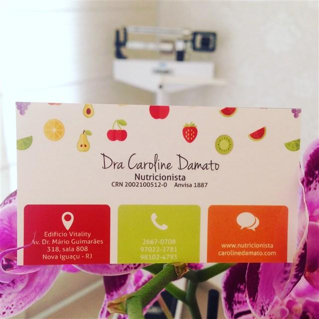 Dra. Caroline Damato - gallery photo